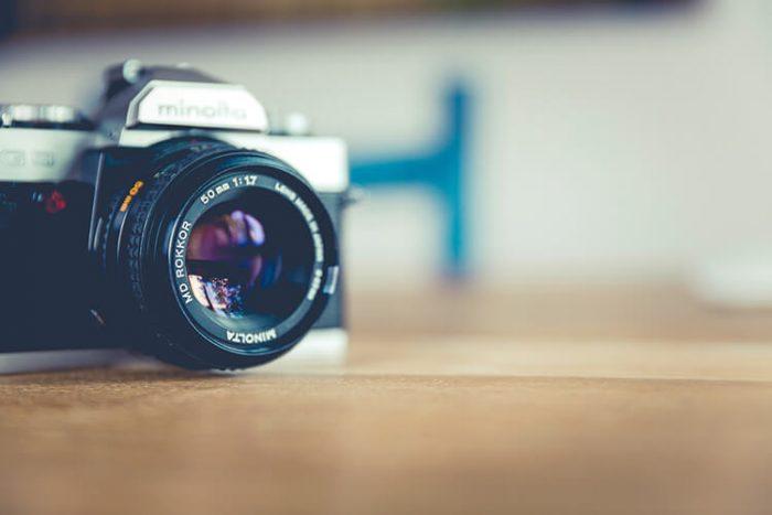 Minolta appareil photo argentique