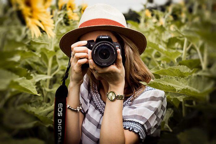 photo numérique canon
