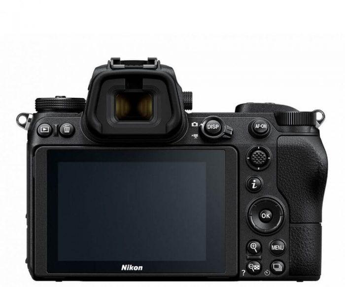 Nikon Z6 Arriere