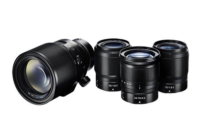 Objectif Monture Z Nikon