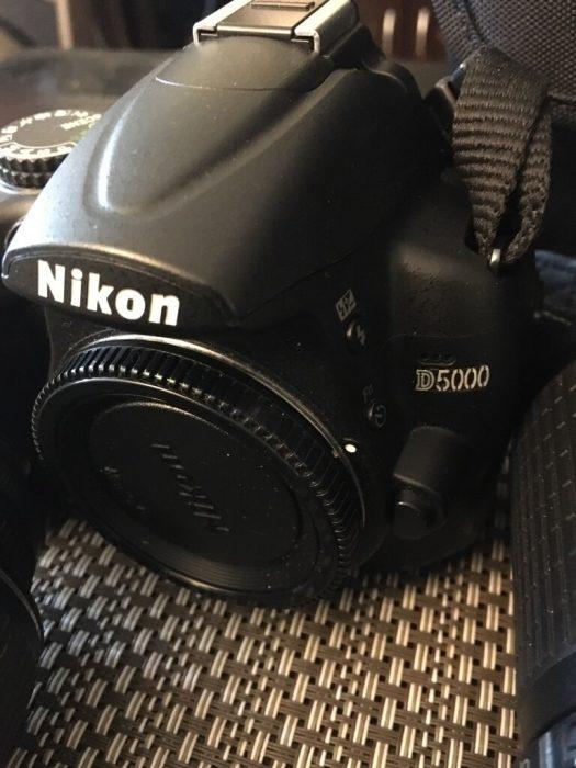 Nikon Annonce Le D5000