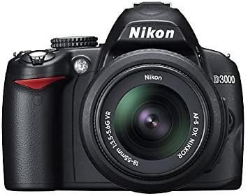 Nikon Devoile Le D3000 Dslr