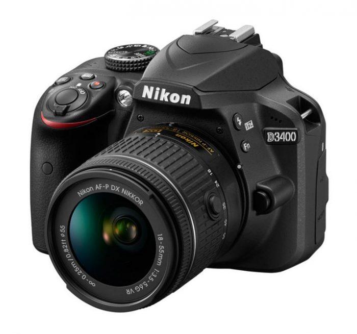Nikon Devoile Le D3400 Et Deux Objectifs 70 300mm
